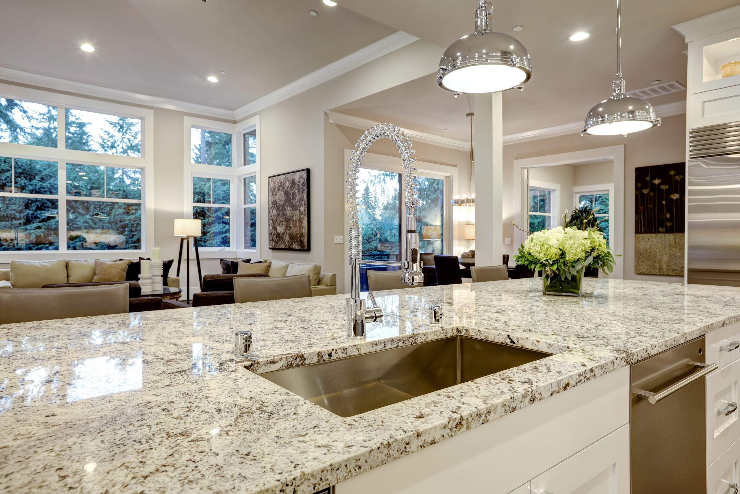 Is porcelain good for countertops?